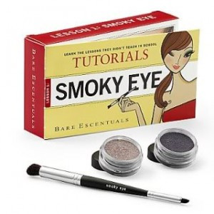Bare Minerals Smokey Eye Tutorial