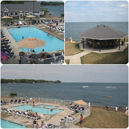 Bayshore Resort Pools