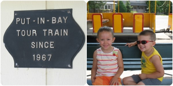 Put-in-Bay Tour Train