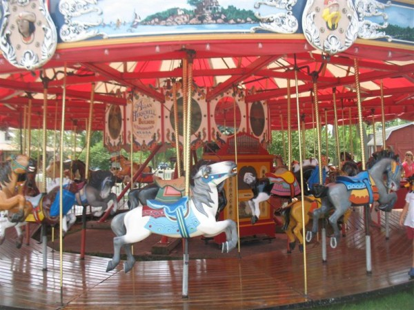 Kimberly's Carousel Put in Bay