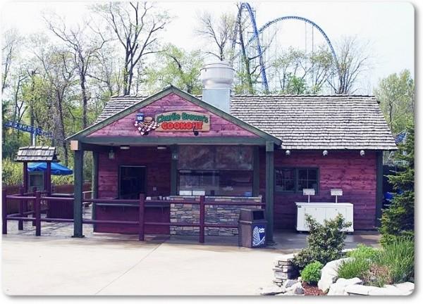 Cedar Point Food