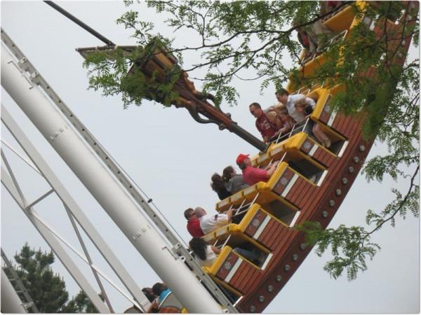 Cedar Point Rides