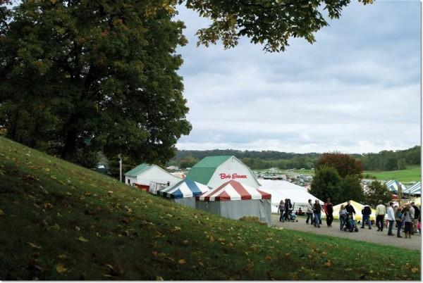 Bob Evans Farm Festival Review