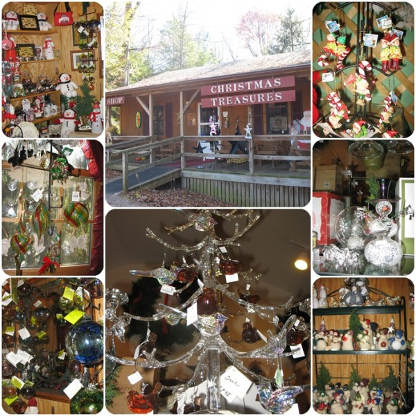 Hocking Hills Christmas Shop