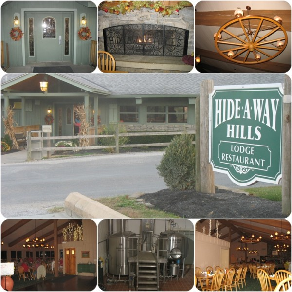 Hocking Hills Restaurants