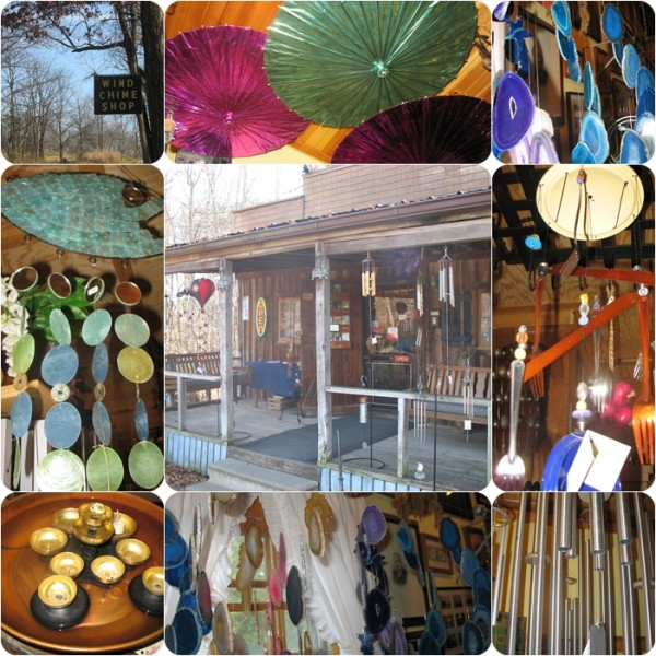 Hocking Hills Wind Chime Shop