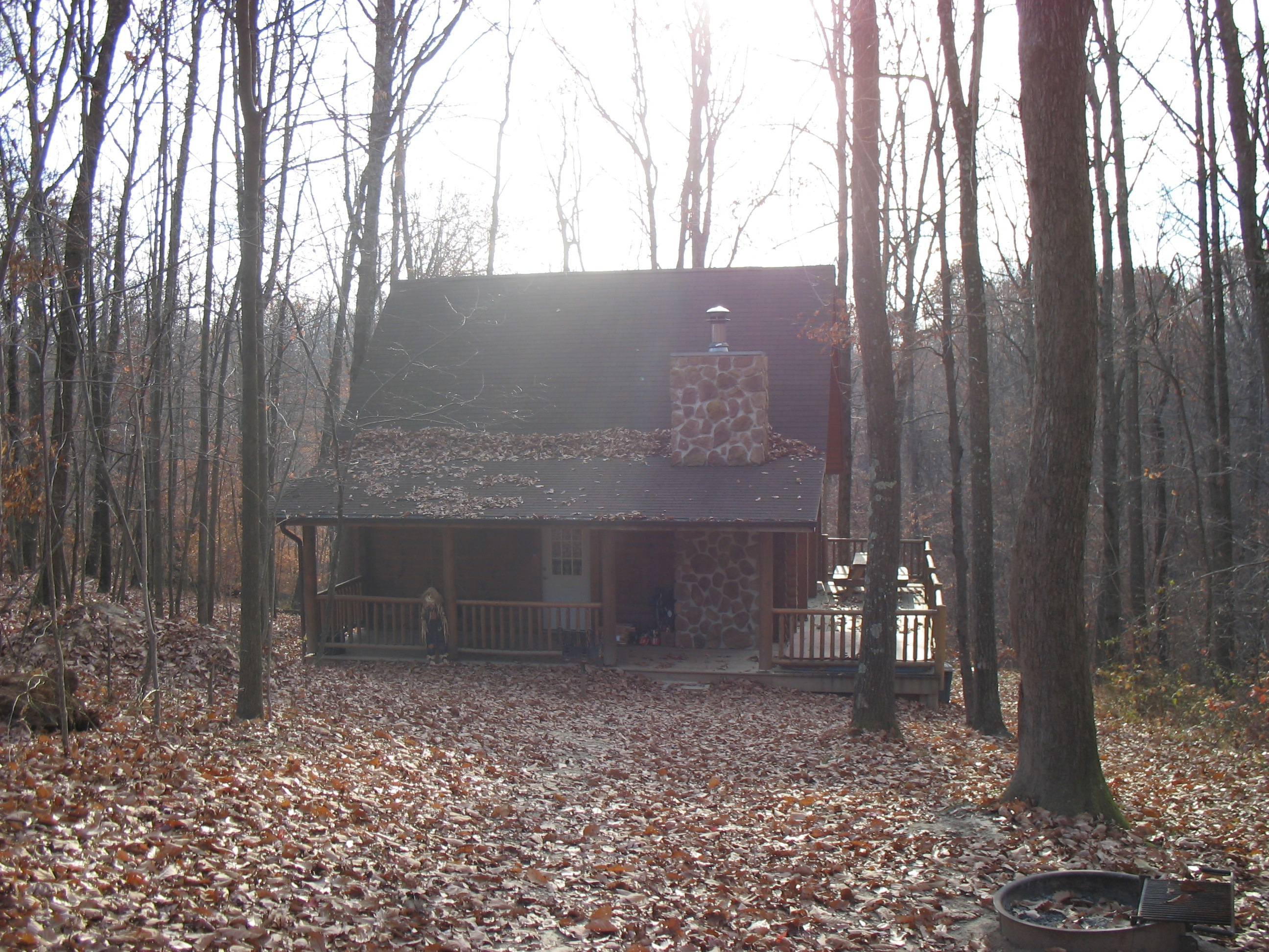 ohio redawning blackjack logan cabins hocking vacation property in hills rental