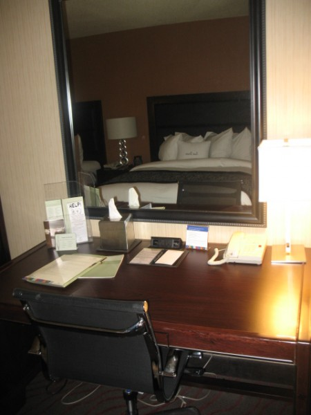 Doubletree Desk