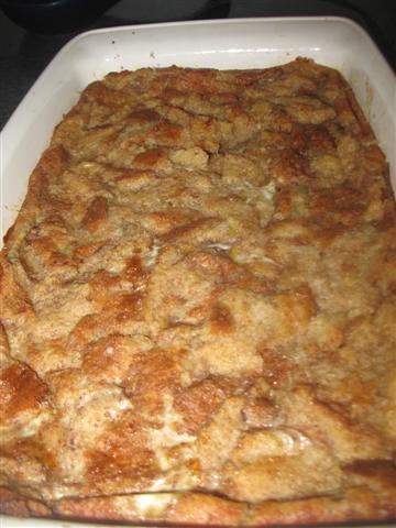 Bread Pudding – 2 Recipes