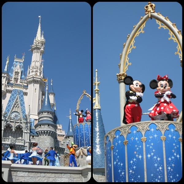 Disney World Magic Kingdom Show