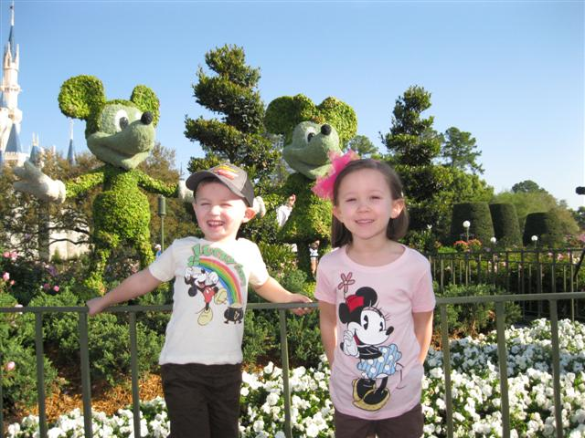 Disney Social Media Moms 2011 – Villa, Hospitality, & The Magic Kingdom