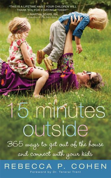 15 Minutes Outside Book Review