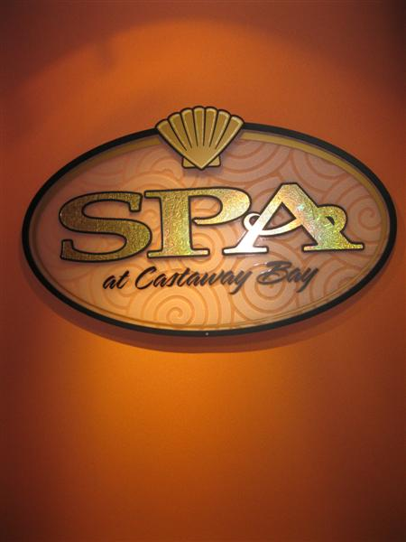 The Spa at Castaway Bay