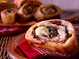 Mother's Day Recipe Venetian Rolled Pizza