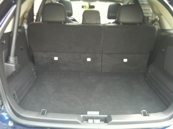 Ford Edge Trunk