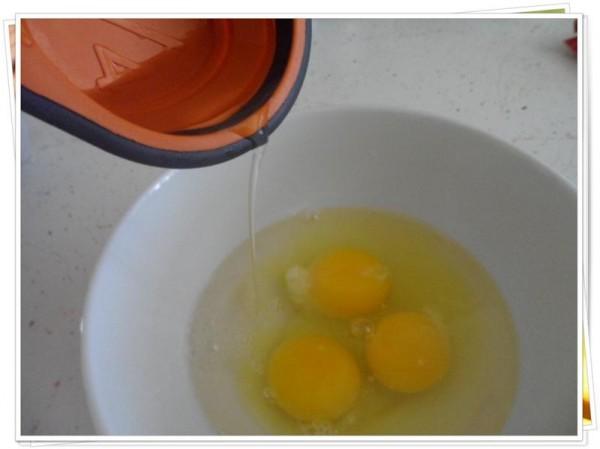 Scrambled Eggs No Milk