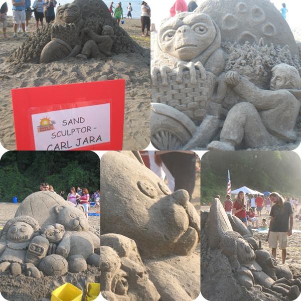 Cleveland Metroparks Summer Beach Party