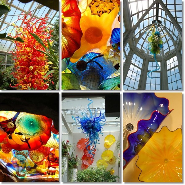 Columbus Franklin Park Conservatory Chihuly
