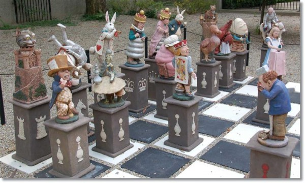 Columbus Museum of Art Chess Set