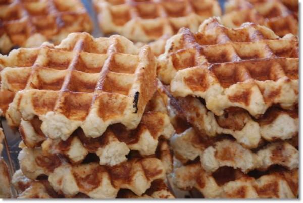 Columbus North Market Waffles