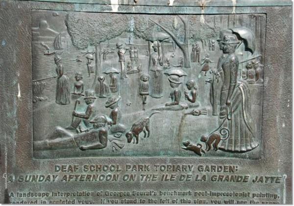 Columbus Topiary Park