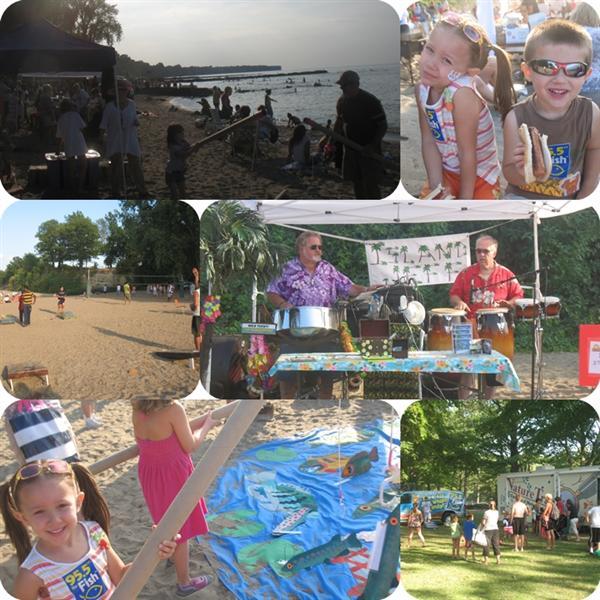 Huntington Beach Summer Beach Party