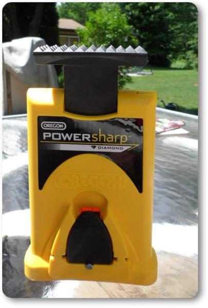 Powersharp Chainsaw Sharpener Review