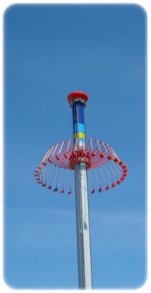 Cedar Point Windseeker
