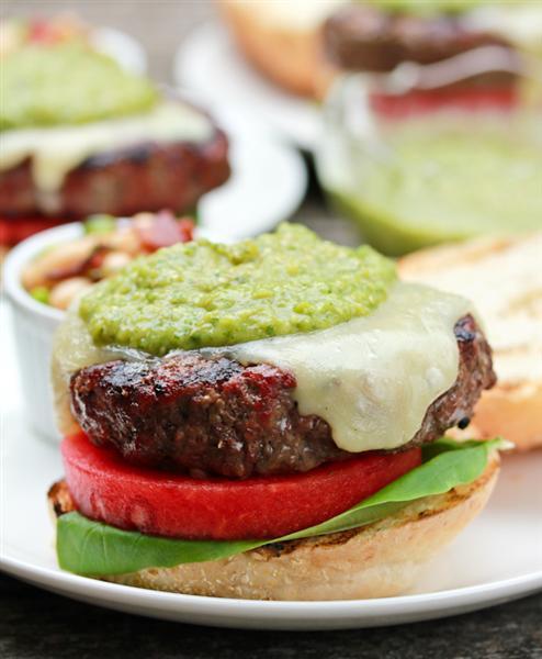 Labor Day Burger Recipes