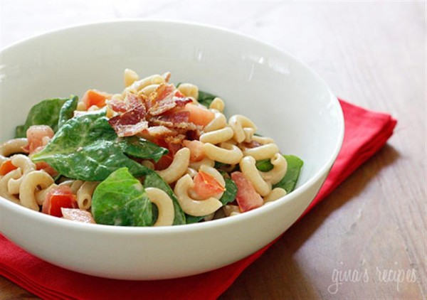 Labor Day Recipe Macaroni Salad