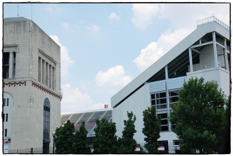Visiting Ohio State University