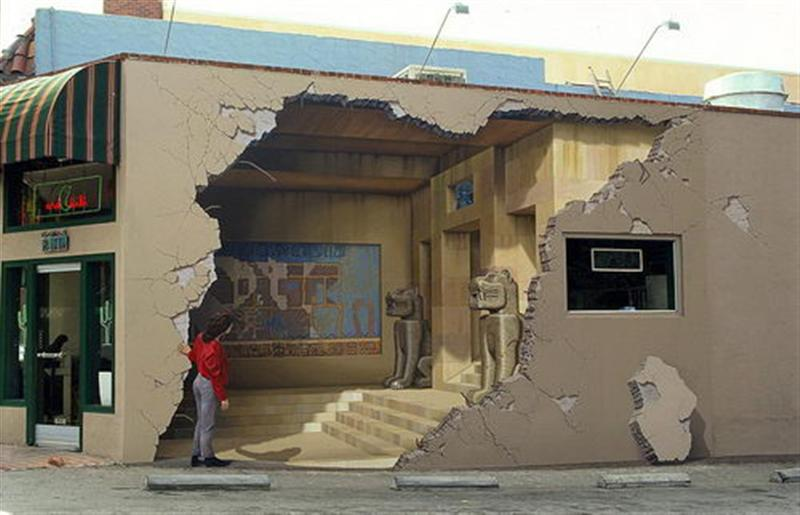 Amazing 3D Paintings