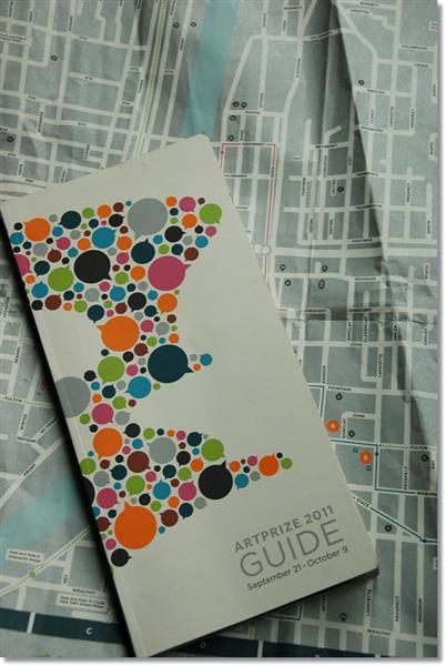 ArtPrize Guide