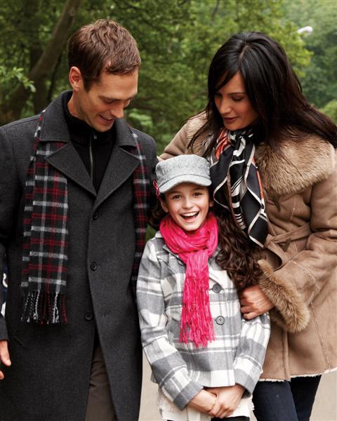 Fall Fashion Family
