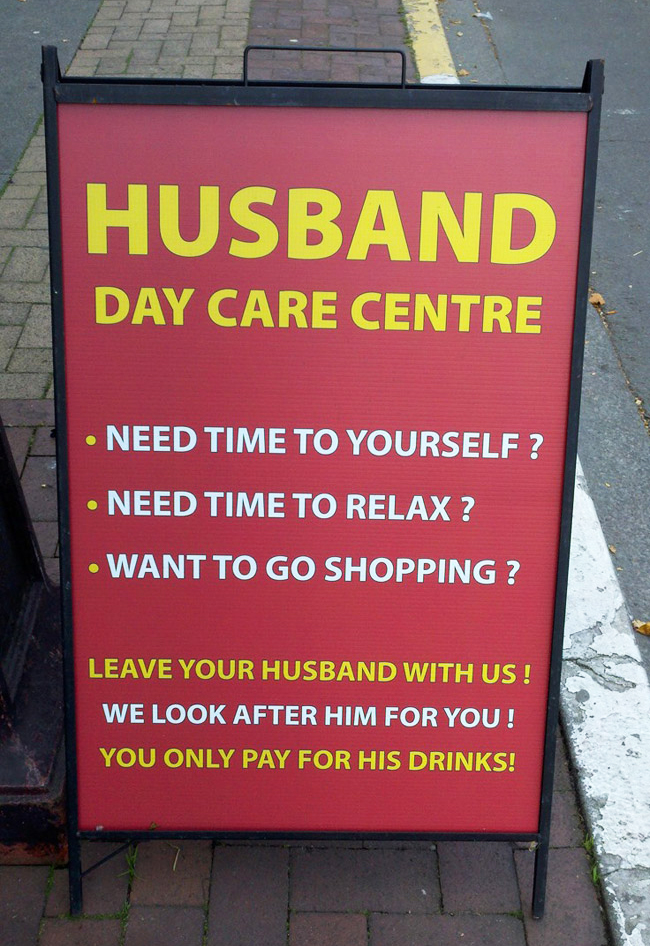 Related Pictures silly signs collection 30 really funny pictures ...