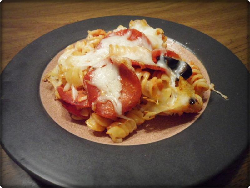 Pizza Pasta Recipes
