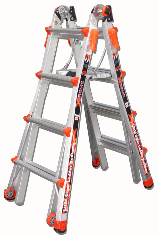 Little Giant Xtreme Ladder Review