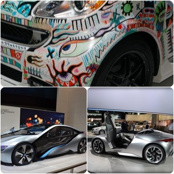 Auto Show Concept Cars