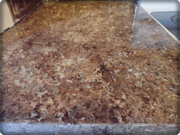 Renovating and updating a smaller kitchen yahoo answers for Can you paint granite countertops