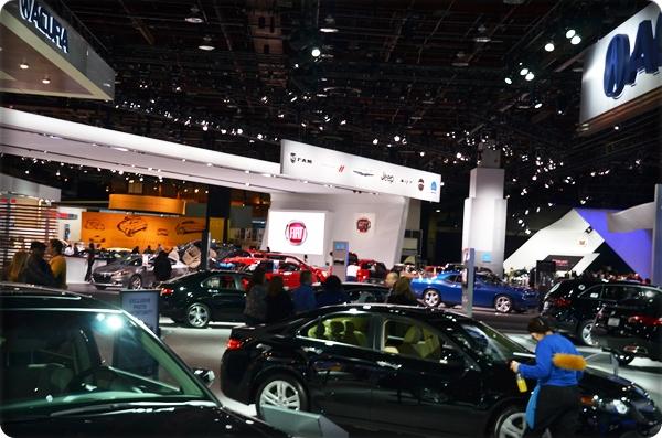 International Auto Show Detroit