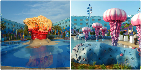 Art of Animation Resort Nemo