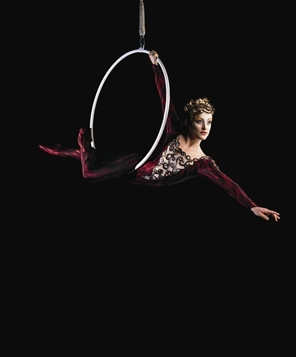 Cirque Aeriel Hoop