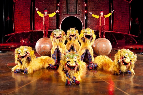 Cirque du Soleil Dralion Review: The Performance That Blew Us Away