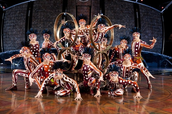 Cirque du Soleil Dralion