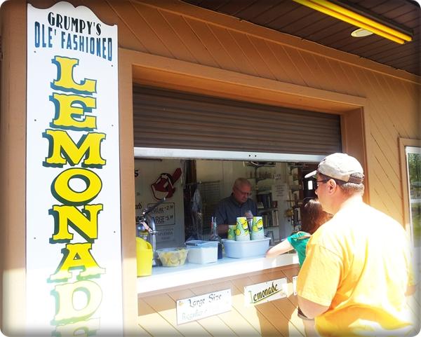 Grumpy's Old Fashioned Lemonade