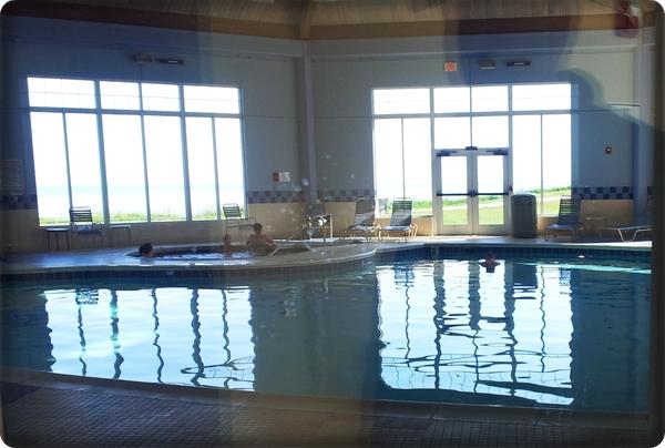 Lodge at Geneva on the Lake Pools