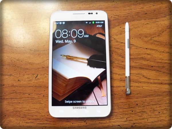Samsung Galaxy Note Reviews