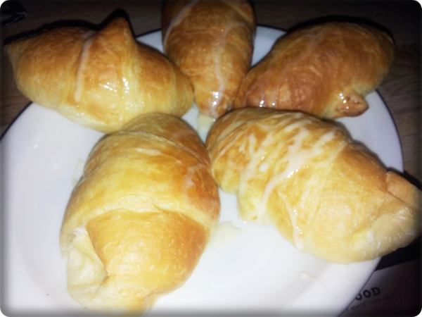 California Dreaming Croissants