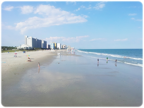 Myrtle Beach Trip Review
