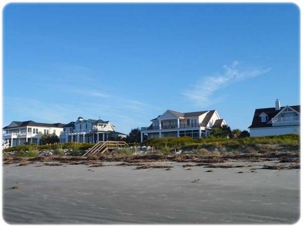 Seabrook Island Houses